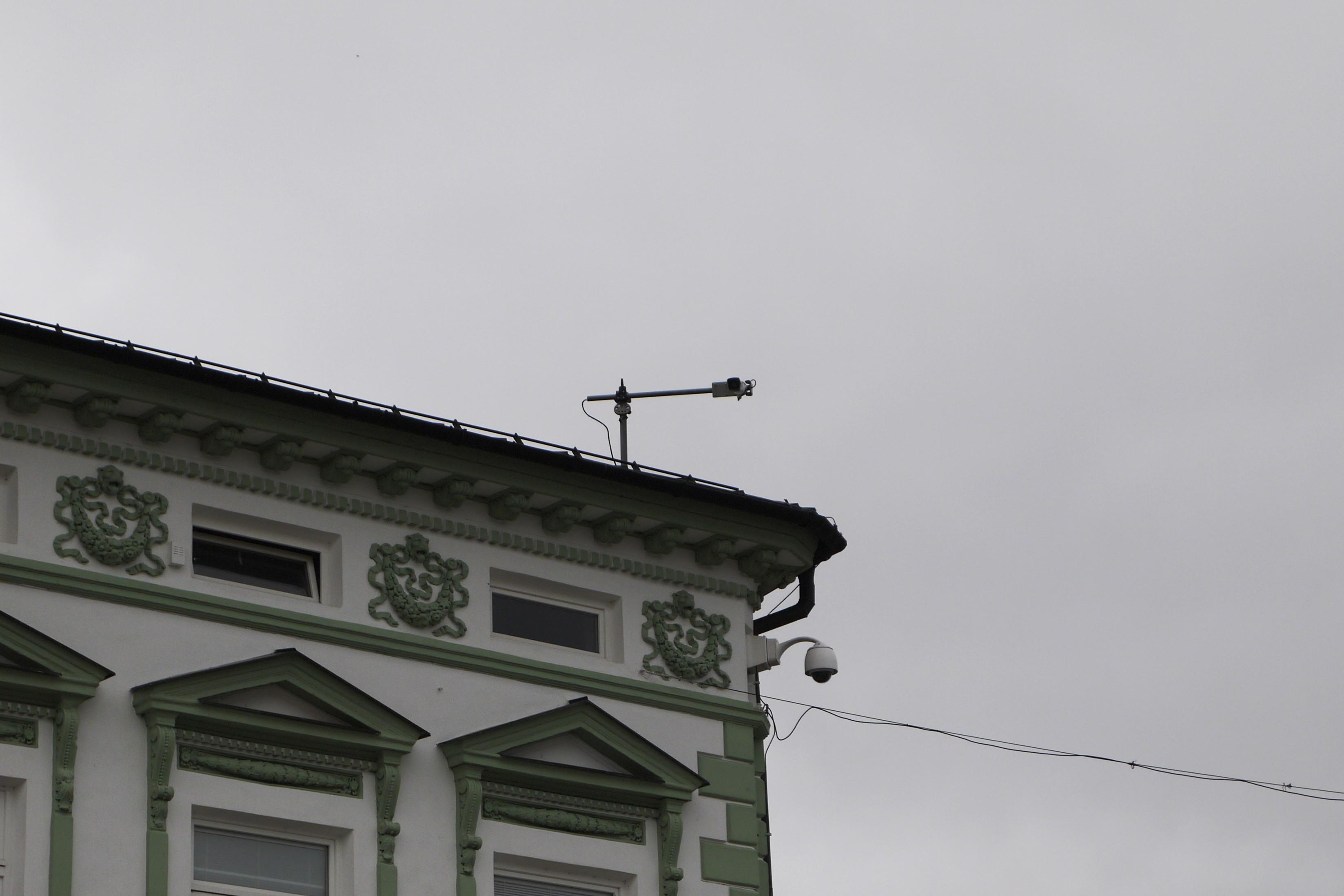 webkamera Rožnov